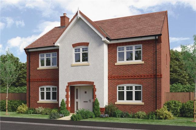 "Thumbnail Detached house for sale in ""Charlesworth"" at Barnards Way, Kibworth Harcourt, Leicester"