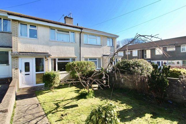 Thumbnail Terraced house for sale in Vachell Court, Boverton, Llantwit Major