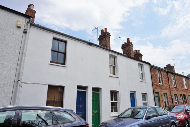 Thumbnail Terraced house for sale in Sidney Street, Oxford