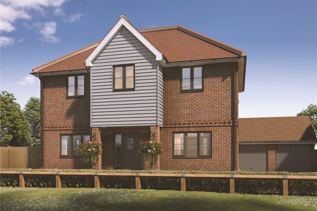 Thumbnail Detached house for sale in Orchard Gardens, Melbourn