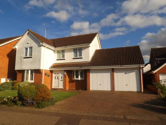 Thumbnail Detached house for sale in The Drive, Peterborough, Cambs