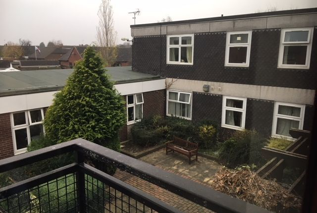 Thumbnail Shared accommodation to rent in Hillfield Lane, Stretton, Burton Upon Trent