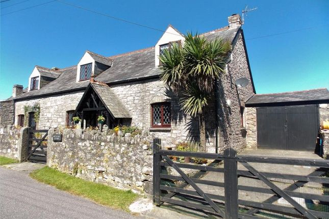 Thumbnail Detached house for sale in Rescorla, St Austell, Cornwall