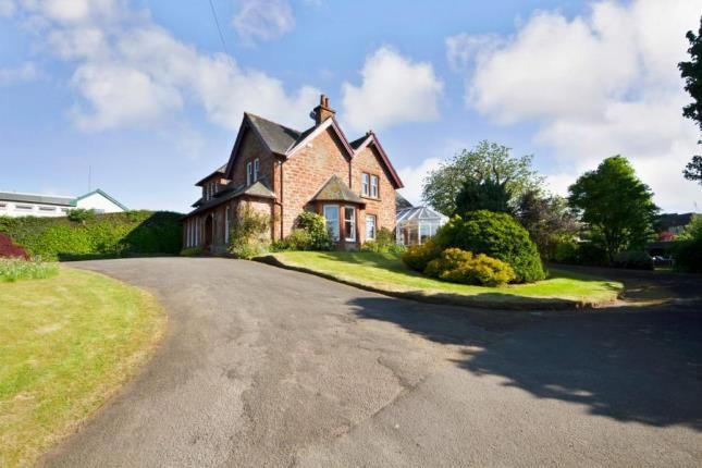Thumbnail Detached house for sale in Fore Road, Kippen, Stirling, Stirlingshire