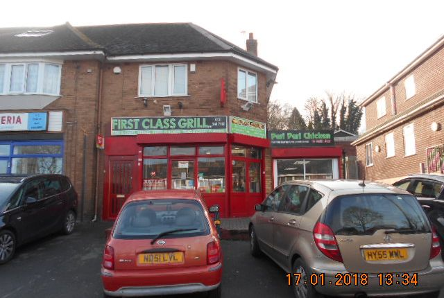 Thumbnail Retail premises to let in Beauchamp Avenue, Birmingham
