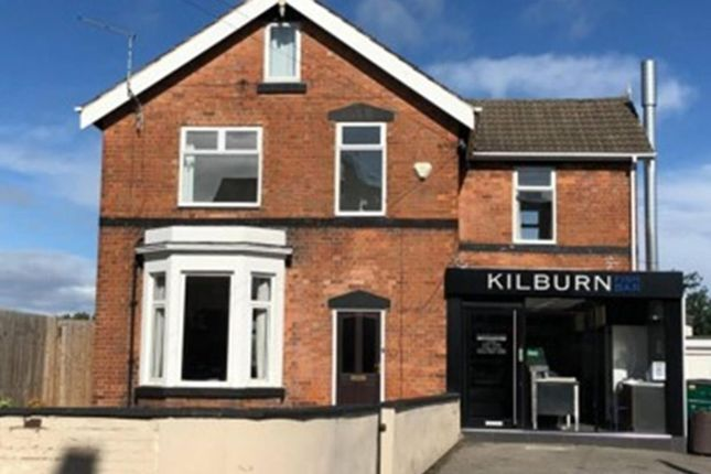 Thumbnail Restaurant/cafe for sale in Chapel Street, Kilburn, Belper