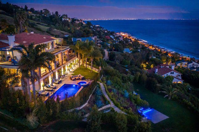 Thumbnail Town house for sale in 3229 Rambla Pacifico St, Malibu, Ca 90265, Usa