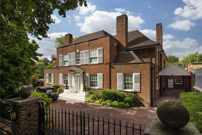 Thumbnail Detached house for sale in Avenue Road, St. John's Wood, London
