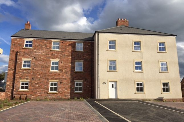 Thumbnail Flat for sale in Cumwhinton Road, Carleton, Carlisle