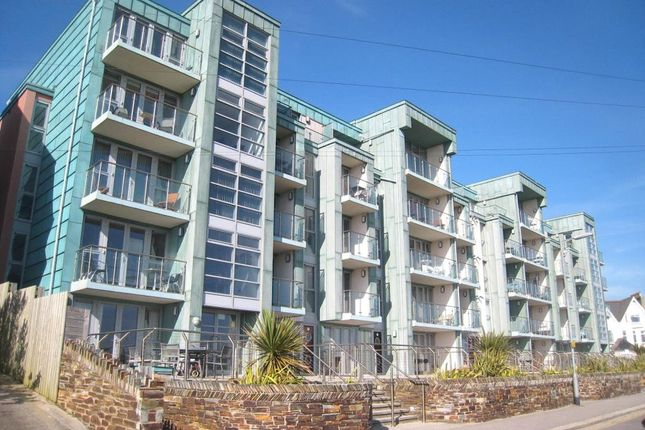 2 bed flat for sale in Zinc, 2-10 Headland Road, Newquay TR7