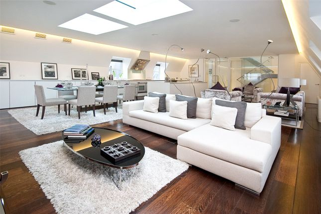 Thumbnail Property to rent in Boydell Court, St. Johns Wood Park, London