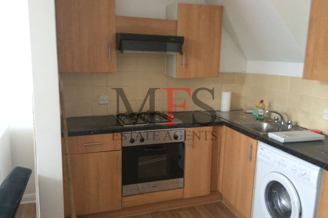 Thumbnail Maisonette to rent in Clayton Road, Hayes