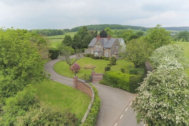 Thumbnail Detached house for sale in Penhow, Caldicot