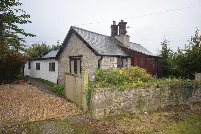 Thumbnail Cottage to rent in Llanfair Dyffryn, Ruthin, Clwyd