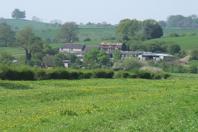 Thumbnail Farmhouse for sale in Parwich, Ashbourne