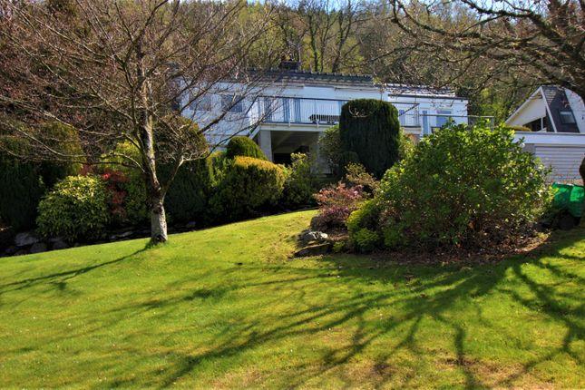 Garden View of Llanrwst Road, Betws-Y-Coed LL24
