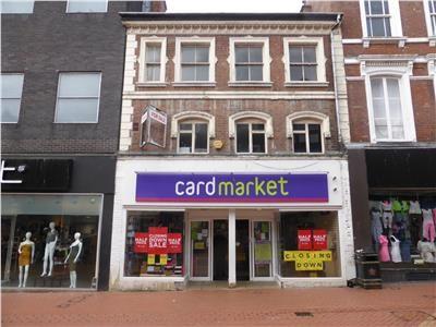 Thumbnail Retail premises to let in Hope Street, Wrexham, Wrexham