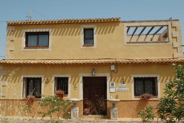 Thumbnail Villa for sale in Los Nietos Viejos 3 Bed 2 Bath Detached Villa, Spain