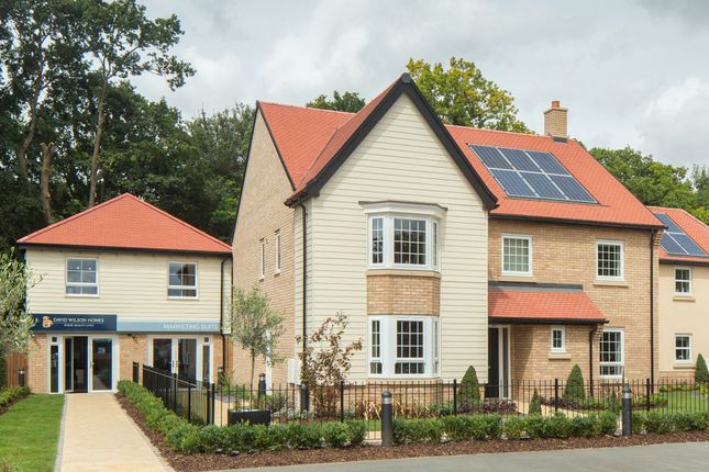 "Thumbnail Detached house for sale in ""Greenvale"" at Stansted Road, Elsenham, Bishop's Stortford"