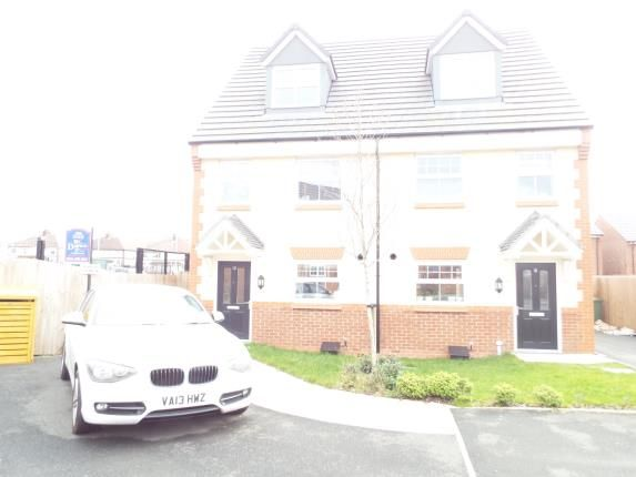 Thumbnail Semi-detached house for sale in Eason Way, Ashton-Under-Lyne, Greater Manchester