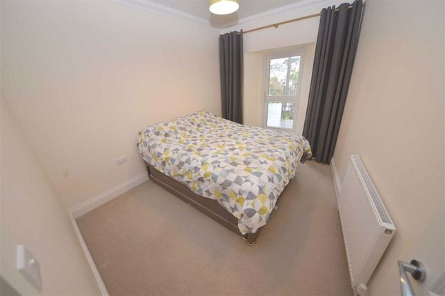 Bedroom of Flat 3, 21, The Norton, Tenby, Dyfed SA70