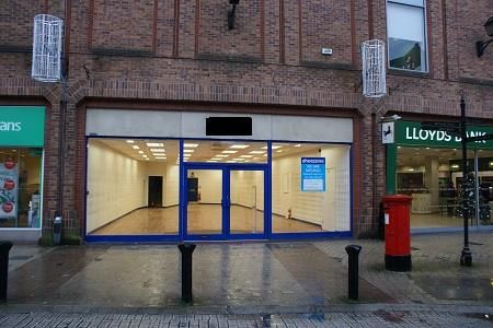 Thumbnail Retail premises to let in (Shoe Zone) Unit 3, 27-31 White Hart Street, High Wycombe, Bucks