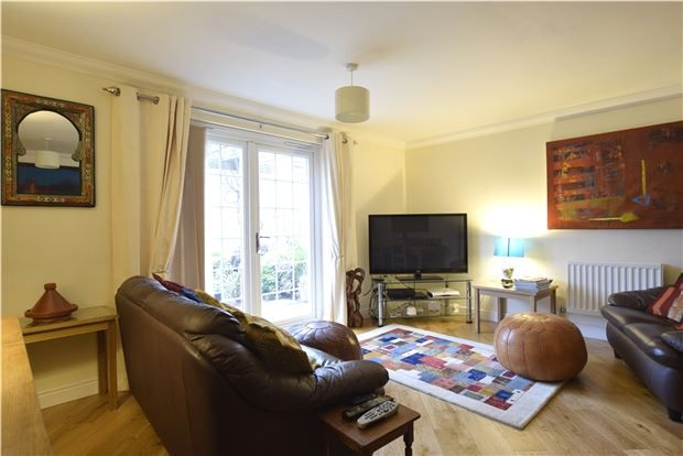Thumbnail Terraced house for sale in Scholars Walk, Bexhill-On-Sea, East Sussex
