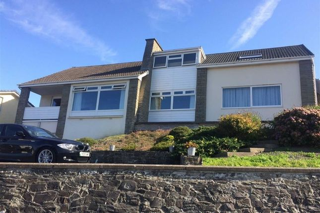 Thumbnail Detached house for sale in Penyranchor, Aberystwyth, Ceredigion