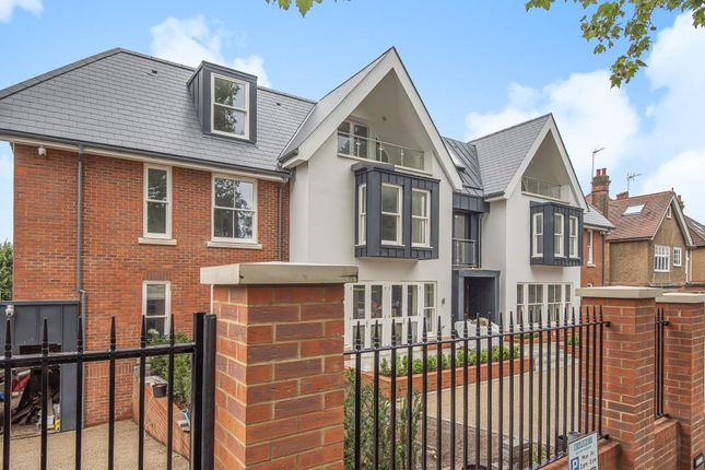 Thumbnail Flat for sale in The Halley, Finchley