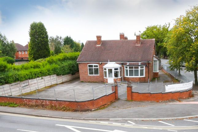 Thumbnail Detached bungalow for sale in Weston Road, Weston Coyney, Stoke-On-Trent