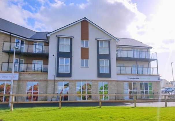 Thumbnail Flat for sale in Flat 3, 16 Whitney Crescent, Weston-Super-Mare