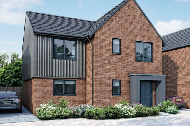 Thumbnail Detached house for sale in 'the Byre', Plot 2, Jacksmere Lane, Scarisbrick L40, 9Rs