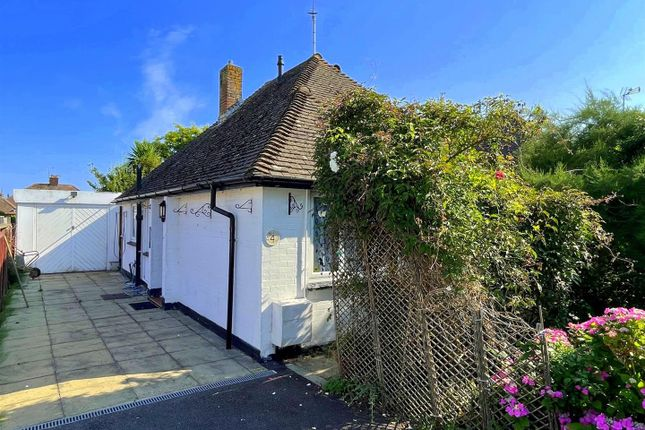 Thumbnail Detached bungalow for sale in Coppice Close, Willingdon, Eastbourne