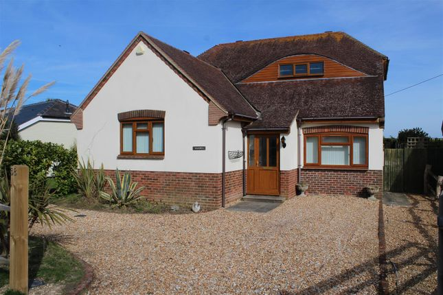Thumbnail Detached house for sale in Ferring Lane, Ferring, Worthing