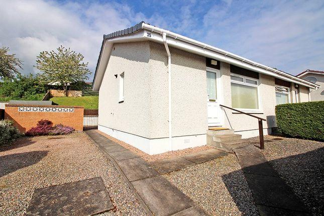 1 bedroom semi-detached bungalow for sale in 35 Leachkin Drive, Inverness