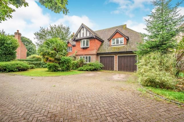 Thumbnail Detached house for sale in Church Close, Ashington, Pulborough, West Sussex