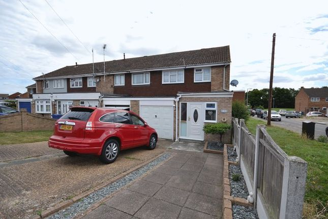 Thumbnail End terrace house for sale in Boyce Road, Stanford-Le-Hope