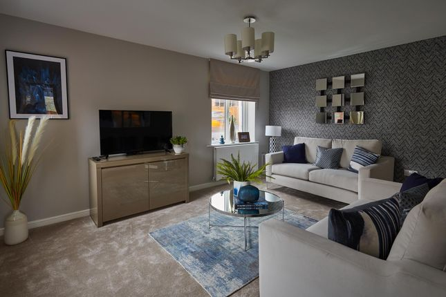 """2 bedroom semi-detached house for sale in """"Mayfield"""" at Model Village, Creswell, Worksop"""