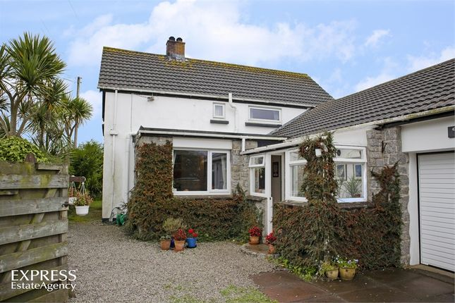Thumbnail Detached house for sale in Ruan Minor, Ruan Minor, Helston, Cornwall