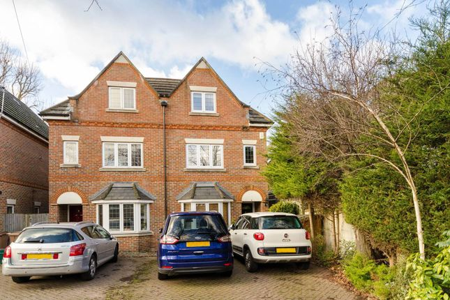 Thumbnail Property to rent in York Road, Cheam