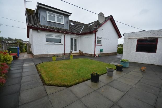 Thumbnail Detached house for sale in Beech Avenue, Kilmarnock