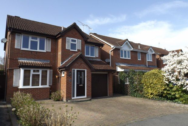 Thumbnail Detached house to rent in Crummock Road, Eastleigh