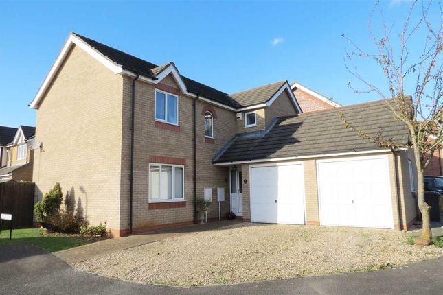Thumbnail Detached house for sale in Bernicia Drive, Quarrington, Sleaford