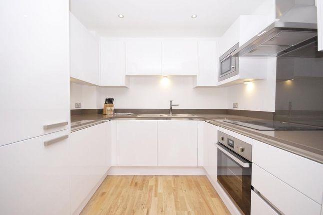 Kitchen of Beacon Point, 12 Dowells Street, London SE10