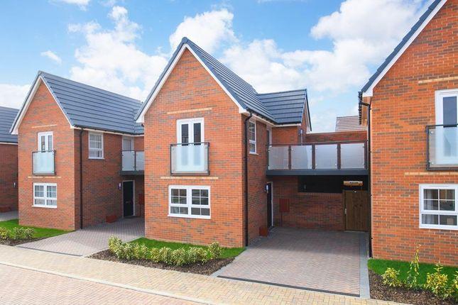 "1 bed end terrace house for sale in ""Otley"" at Fen Street, Brooklands, Milton Keynes MK10"