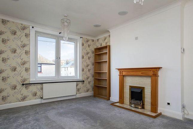 Lounge of Midfield Terrace, Steelend, Dunfermline, Fife KY12