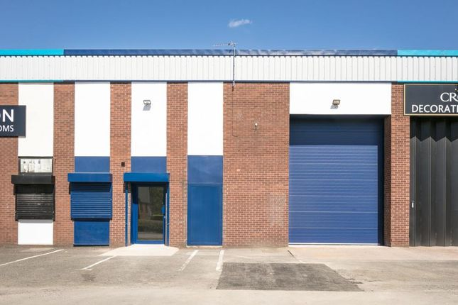 Unit 2C, Stag Industrial Estate, Altrincham WA14