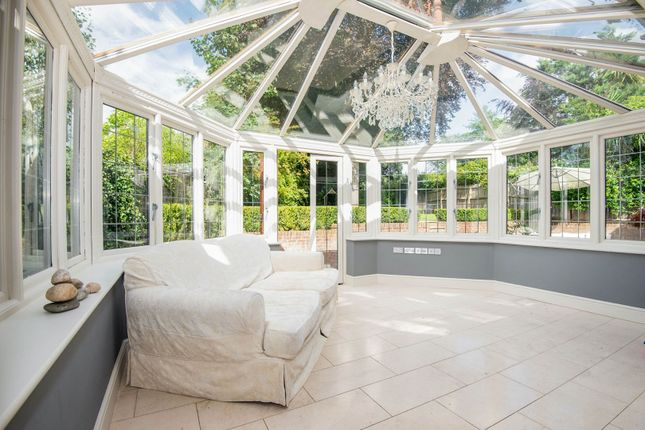 Conservatory of Highlands Road, Leatherhead KT22