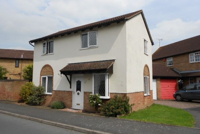 Thumbnail Detached house to rent in Steeping Road, Long Lawford, Rugby, Warwickshire