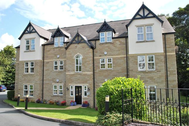 Thumbnail Flat for sale in Westbrook Court, 8 West Park Crescent, Roundhay, Leeds